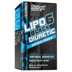 Nutrex Lipo-6 Black Diuretic Weight Management