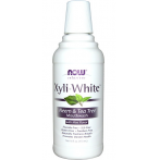 Now Foods XyliWhite Mouthwash Neem & Tea Tree with Mint