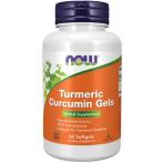 Now Foods Turmeric Curcumin Gels