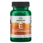 Swanson Vitamin E - Natural 400 iu