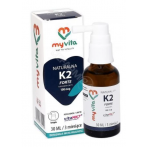MyVita Natural vitamin K2 Forte 100 mcg