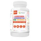 WISH Pharmaceutical Glucosamine Chondroitin MSM Vitamin C