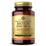 Solgar Biotin Enhanced Potency 1000 mcg