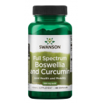 Swanson Boswellia and Curcumin 300 mg