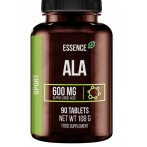 Essence Nutrition Alpha Lipoic Acid 600 mg