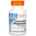 Doctor's Best Curcumin Phytosome with Meriva 500 mg