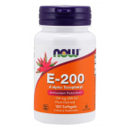 Now Foods Vitamin E-200 D-Alpha Tocopheryl