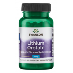 Swanson Lithium Orotate 5mg