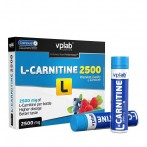 VPLab L-Carnitine 2500 Drinks & Bars Weight Management