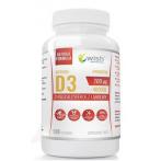 WISH Pharmaceutical Vitamin D3 forte 4000 iu 100 mcg + prebiotic