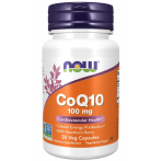 Now Foods Coenzyme Q10 100 mg with Hawthorn Berry