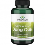 Swanson Dong  Quai 530 mg Sievietēm