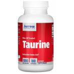 Jarrow Formulas Taurine 1000 mg L-Taurīns Aminoskābes