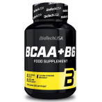 Biotech Usa BCAA  + B6 Аминокислоты