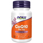 Now Foods Coenzyme Q10 100 mg