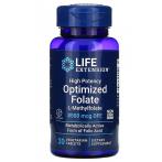 Life Extension High Potency Optimized Folate 8500 mcg DFE