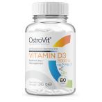 OstroVit Vitamin D3 2000 IU + K2 MK-7 + C + Zinc