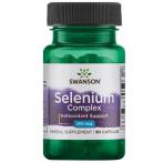 Swanson Selenium Complex 200 mcg