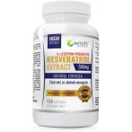 WISH Pharmaceutical Resveratrol Extract 500 mg