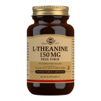 Solgar L-Theanine 150 mg L-Teanīns Aminoskābes