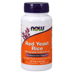 Now Foods Red Yeast Rice 600 mg with CoQ10 30 mg