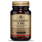 Solgar Melatonin 3 mg
