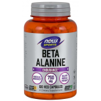 Now Foods Beta-Alanine 750 mg Nitric Oxide Boosters Amino Acids Pre Workout & Energy