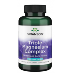 Swanson Triple Magnesium Complex 400 mg