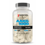 7Nutrition AAKG 1000 Nitric Oxide Boosters L-Arginine Amino Acids Pre Workout & Energy