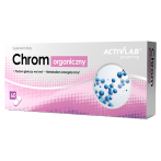 Activlab Chromium Organic Svara Kontrole