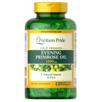 Puritan's Pride Evening Primrose Oil 1300 mg with GLA