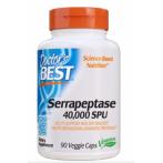 Doctor's Best Serrapeptase 40000 SPU
