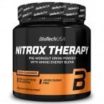 Biotech Usa Nitrox Therapy Pre-Workout Предтренировочные Комплексы Усилители Оксида Азота Пeред Тренировкой И Энергетики