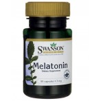 Swanson Melatonin 3 mg