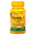 Holland & Barrett Vitamin A 3300 iu