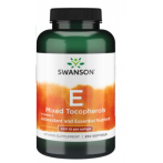 Swanson Vitamin E Mixed Tocopherols 400 iu