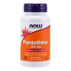 Now Foods Pantethine 300 mg