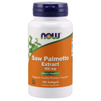 Now Foods Saw Palmetto Extract 160 mg