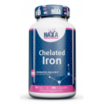 Haya Labs Chelated Iron 15 mg
