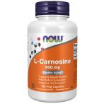 Now Foods L-Carnosine 500 mg Aminoskābes