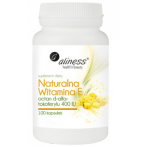 Aliness Natural vitamin E 400 iu