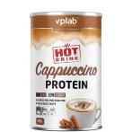 VPLab Cappuccino Protein Hot Drink Proteīni Pirms Treniņa Un Еnerģētiķi Dzērieni Un Batoniņi