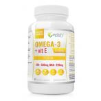 WISH Pharmaceutical Omega 3 1000mg Forte Gold EPA 330 DHA 220