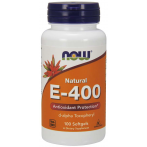 Now Foods Vitamin E-400 d-alpha Tocopheryl