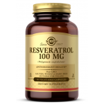 Solgar Resveratrol 100 mg