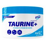 6Pak Nutrition Taurine+ L-Таурин Аминокислоты