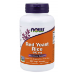 Now Foods Red Yeast Rice 600 mg