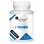 Aliness L-Theanine 200 mg L-Teanīns Aminoskābes