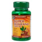 Holland & Barrett Super Guarana 1200 mg Pirms Treniņa Un Еnerģētiķi