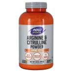 Now Foods Arginine & Citrulline L-Arginine L-Citrulline Amino Acids
